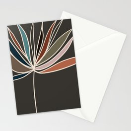 Minimal Floral #1 Stationery Cards