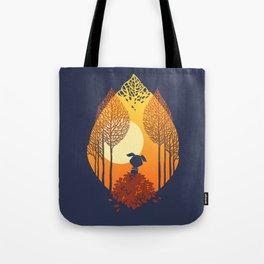 Autumn came Tote Bag