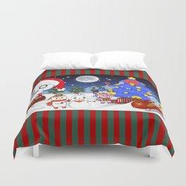 BT21 Christmas! Duvet Cover