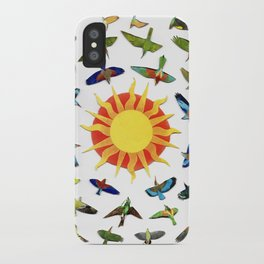 Legs to Walk us, Drop Us iPhone Case