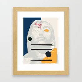 Condesa Framed Art Print