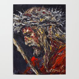 Blood of Christ, Ecce Homo Poster