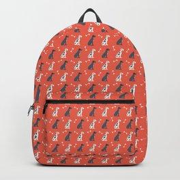Great Dane Dog Illustration Backpack