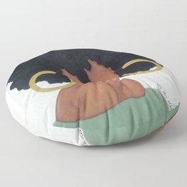 Poised. Floor Pillow