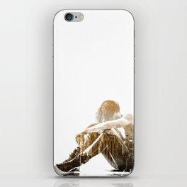 Desertion iPhone Skin