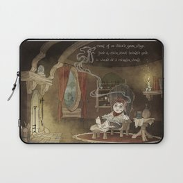 A Merrier World Laptop Sleeve
