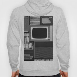 Everything Retro (Black and White) Hoody