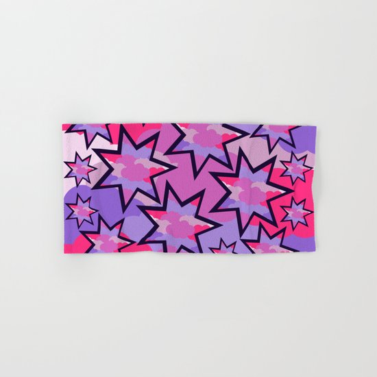 Stars in the clouds Hand & Bath Towel