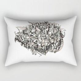 Teddysytem 02 Rectangular Pillow