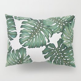 Palm's Away Pillow Sham