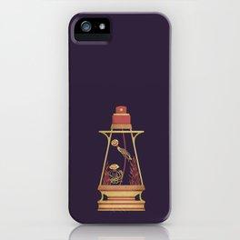 """poster : bottle 6 """"flacon à voiles"""" iPhone Case"""