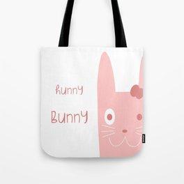 Hunny Bunny Tote Bag