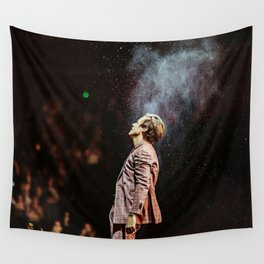 Harry on stage #3 Wall Tapestry