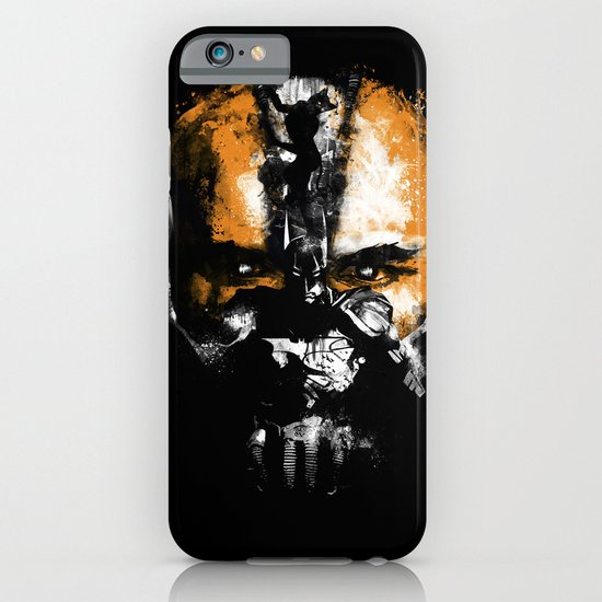 Bane Rhymes with Pain iPhone & iPod Case