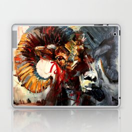 Back to Life Laptop & iPad Skin