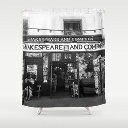 Shakespeare Love Shower Curtain