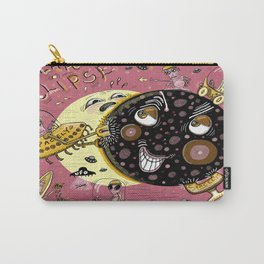 This is how solar eclipses really happen Carry-All Pouch