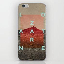 Lanzarote1 iPhone Skin