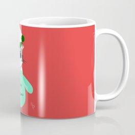 Kitten in a Mitten Coffee Mug