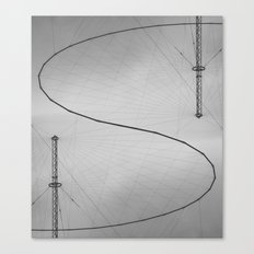 Signal Received Canvas Print