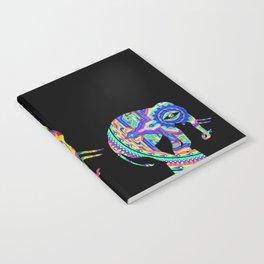 Elephant. Notebook