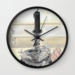 Stockholm, Fiji Wall Clock