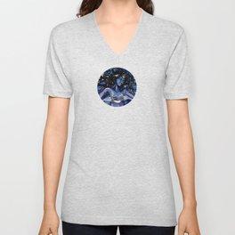 Nuit The Star Goddess Unisex V-Neck
