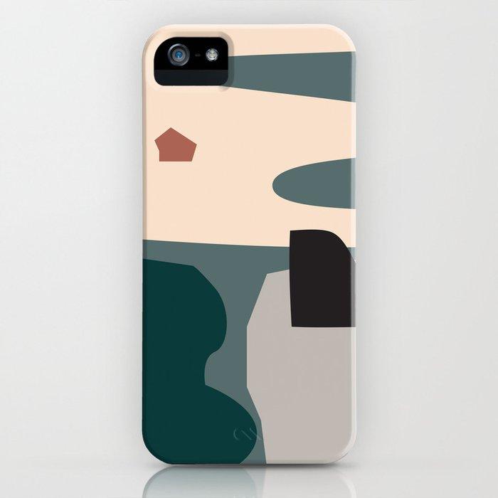 // shape study #21 iphone case