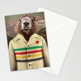 Hudson Beaver Stationery Cards