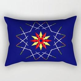 Katana Sword Design version 3 Rectangular Pillow