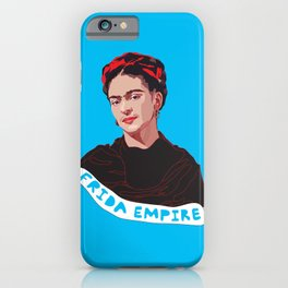 Frida Empire iPhone Case