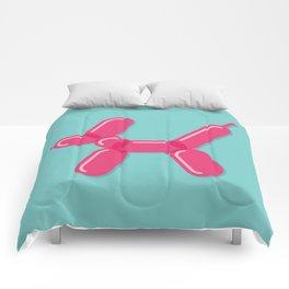 Balloon Dog Comforters