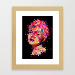 Rita Framed Art Print