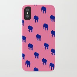 The Little Elephant 3 iPhone Case