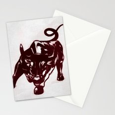 Bull Force Stationery Cards