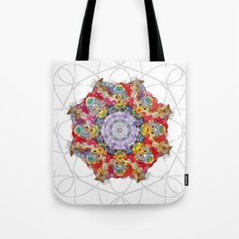 Perfect imperfection Tote Bag