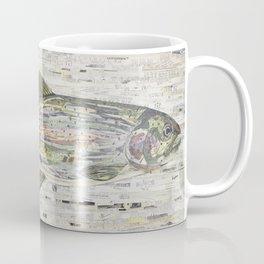 Rainbow Trout Collage (v2) by C.E. White Coffee Mug