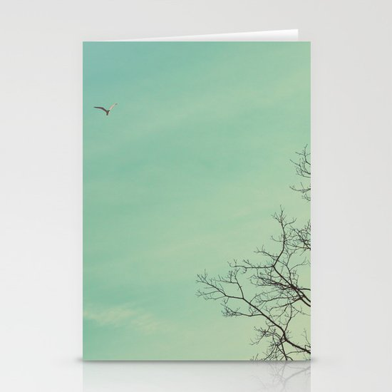 Let Go Stationery Cards
