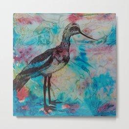 Wandering Tern  Metal Print