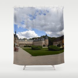 Chateau de Pierre Shower Curtain