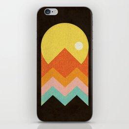 Amazeing Sunset iPhone Skin