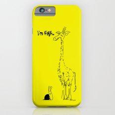 High Giraffe Slim Case iPhone 6s