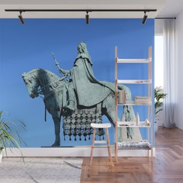 horse by Matthew Waring Wall Mural