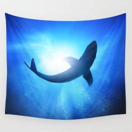 Shark Wall Tapestry