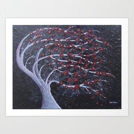 Nature's Dance - Tree Art Print