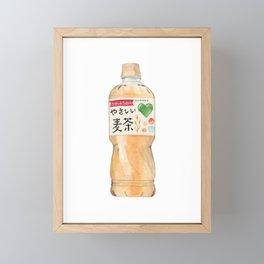 Barley Tea Framed Mini Art Print