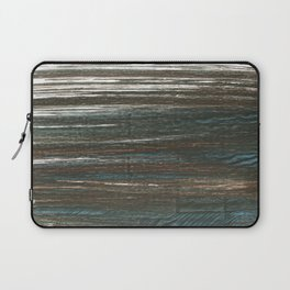 Olive lines Laptop Sleeve