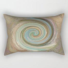 Abstract Mandala 252 Rectangular Pillow