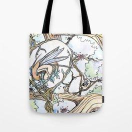 Birth of a Fairy Tote Bag