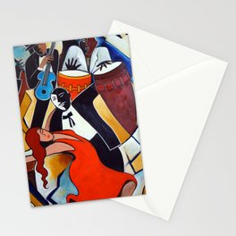 Red Hot Salsa Stationery Cards